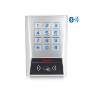 SAAS WMK2-EHM-EM-HID-Mifare-Reader Keypad Stand-Alone Access Control--inc-Blue-Tooth-Module