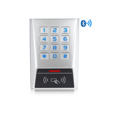 SAAS WMK2-EHM-EM-HID-Mifare-Reader Keypad Stand-Alone Access Control--inc-Blue-Tooth-Module